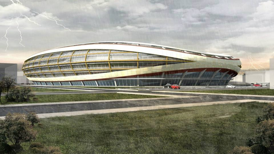 Yeni Göztepe Stadı