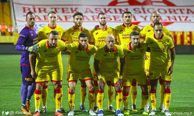 Göztepe'miz 2-2 Fenerbahçe