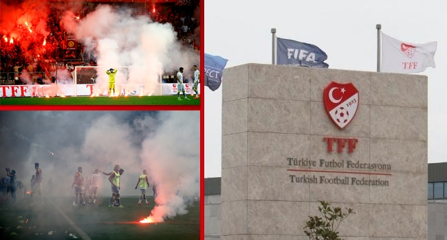 TFF'den olaylı finalle ilgili açıklama