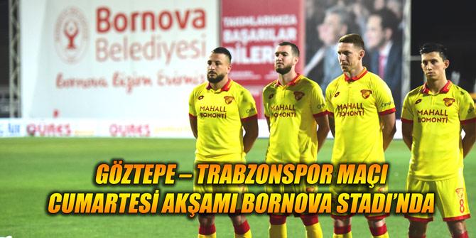 İzmir'in Süper Lig heyecanı Bornova Stadı'nda yaşanmaya devam ediyor.