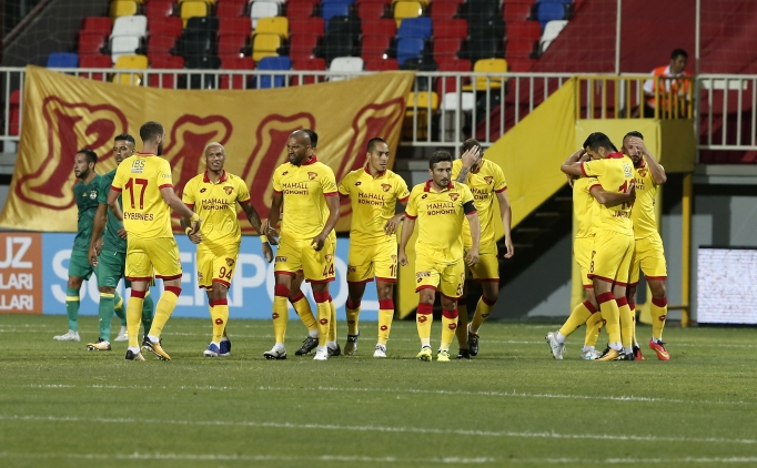 Göztepe'nin Hedefi Trabzonspor Karşısında 3 Puan.