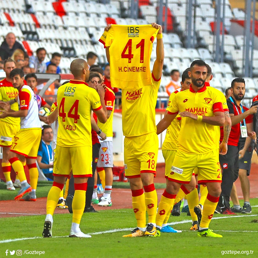 Antalyaspor 1-3 Göztepe