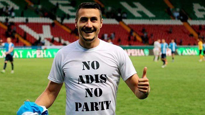 No Adis no party!