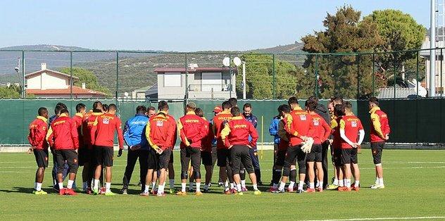 Göztepe'de Yeni Malatyaspor Hazırlıkları