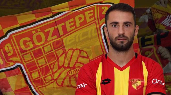 Göztepe'nin başarılı stoperi Milos Kosanovic  taraftara seslendi.