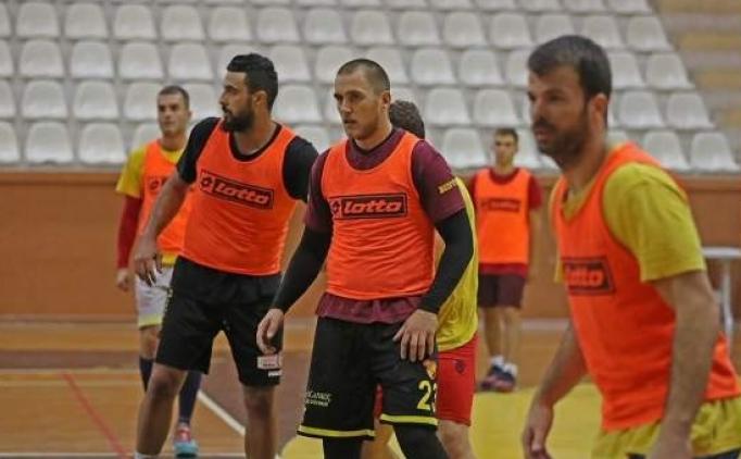 Göztepe de hedef Beşiktaş