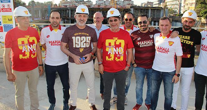 Mehmet Sepil: 'Yeni stat Göztepe'nin miladı olacak'