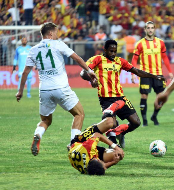 Göztepe'miz, Konyaspor'u 1-0 mağlup etti!