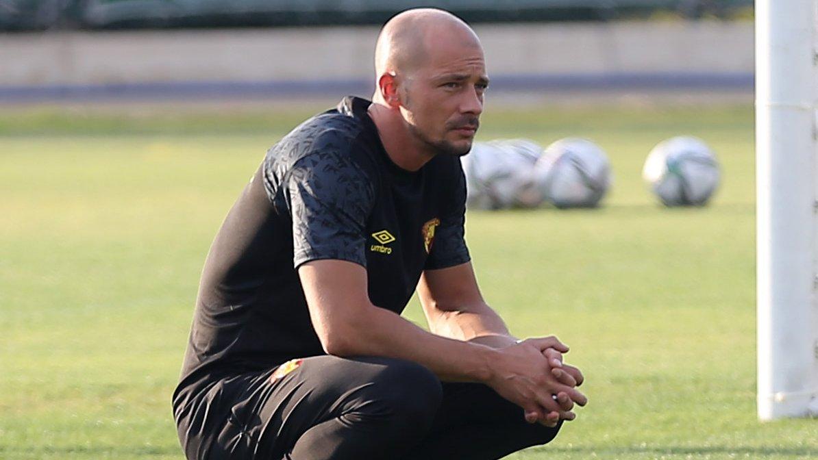 Nestor El Maestro: Türk futbolunda bu baskı biraz fazla
