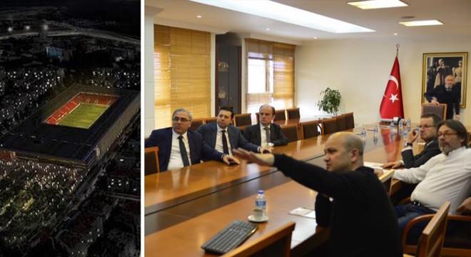 Ankara'da stat buluşması!