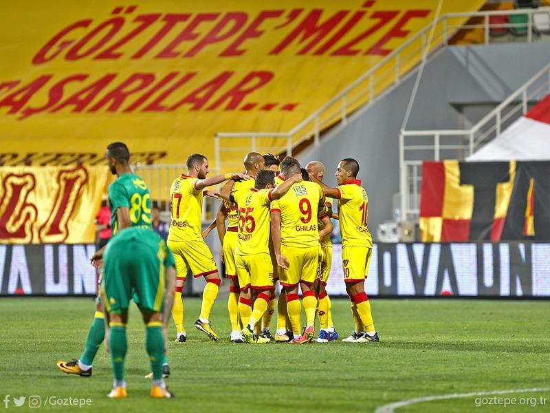 Bu Göztepe Süper Lig'de iş yapar mı