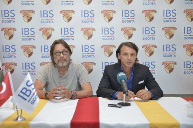 Göztepe'mizin Forma Sırt Sponsoru Ibs Sigorta Oldu